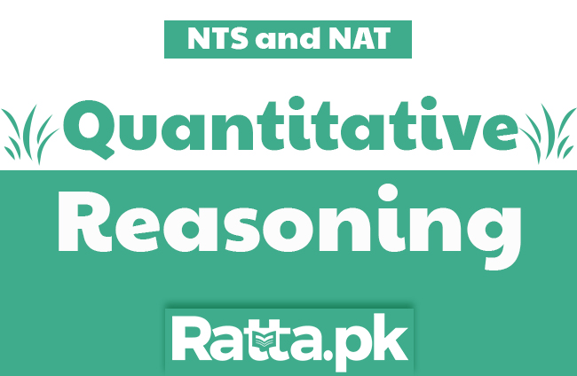 NTS Quantitative Reasoning MCQs with Answers pdf online