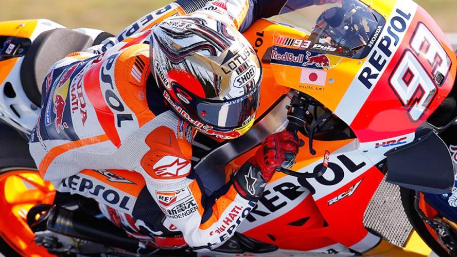 Berhasil finish pertama di Motegi Jepang, Marc Marquez kunci gelar juara dunia MotoGP musim 2016 !