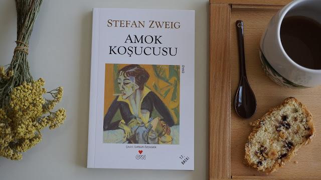 Amok Koşucusu kitap yorumu - Stefan Zweig