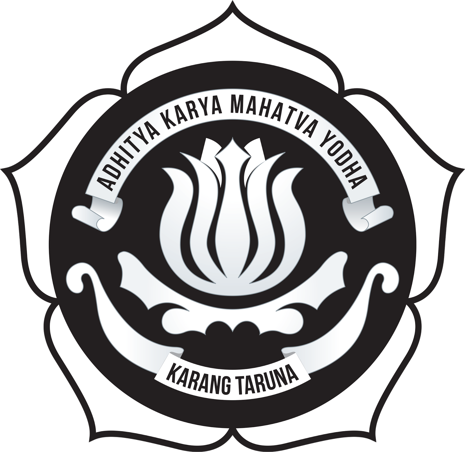 Logo Karang Taruna 237 Design Bw Gambar