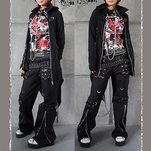 The gallery for --> Punk Rock Clothing Guys