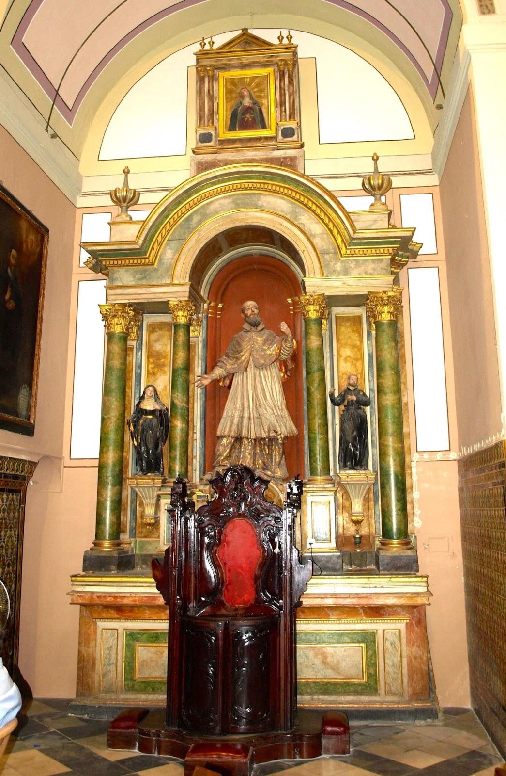 Sevilla Daily Photo: Oratorio de San Felipe Neri