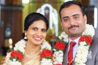 Kerala Christian Wedding highlights Priyanka & Bony