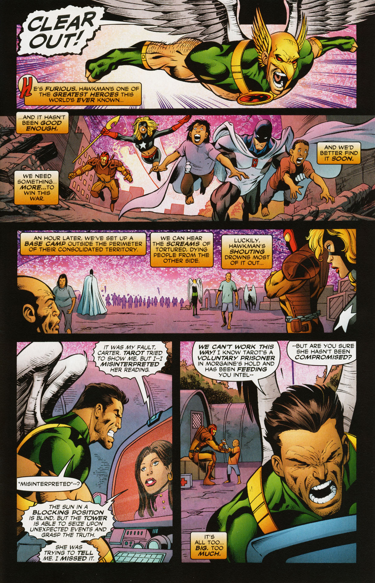 Read online Trinity (2008) comic -  Issue #34 - 29