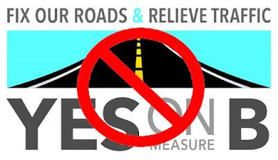 Editorial – Vote NO on Sacramento County Measure B