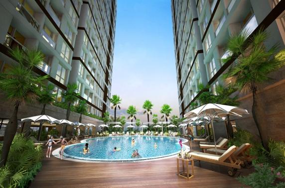 hệ thống hiện đại và khép kín tại Green Pearl Minh Khai