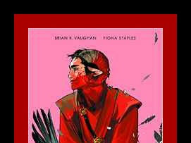 REVIEW - Saga Volume Two by Brian K Vaughan and Fiona Staples
