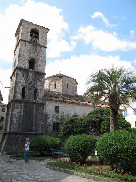 iglesia santa Maria, beata Hosana, kotor, patrona de kotor, Montenegro, Crkva Blažene Ozane