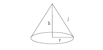 शंकु से सम्बंधित सूत्र pics