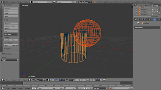 Cara Membuat Constructive Solid Geometry di Blender