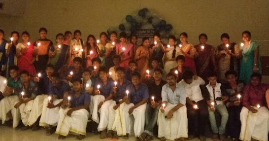 Sethu Institute of Engineering celebrated their Farewell At Fortune Pandiyan Hotel, Madurai