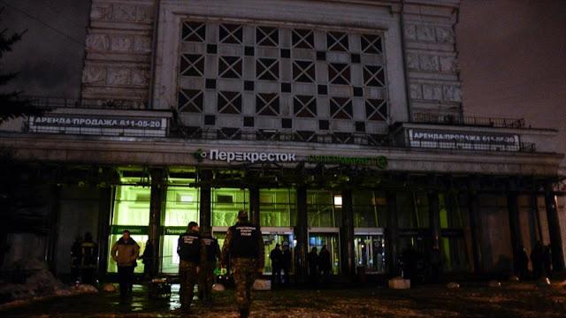 Daesh se atribuye la explosión en San Petersburgo, en Rusia