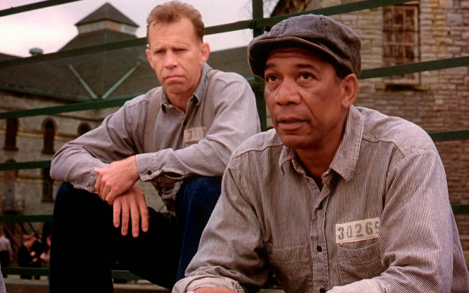 shawshank redemption movie questions If you have seen the shawshank redemption, i invite you to join me in breaking down and analyzing the movie there's redemption right there in the movie's title institutionalization as described by red and the effects of which are lived out in the free world by he and brooks.