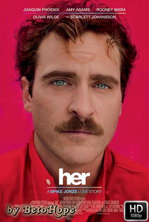 Her [1080p] [Latino-Ingles] [MEGA]