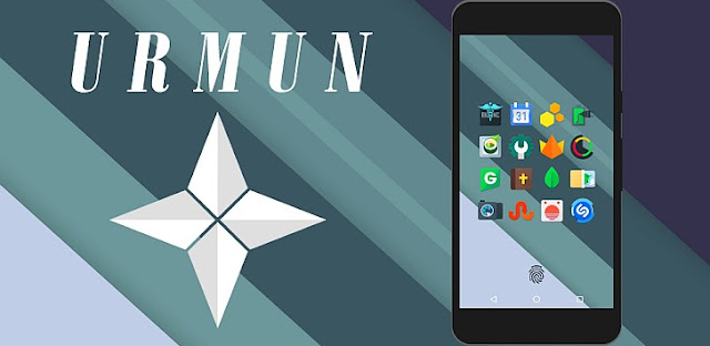Urmun - Icon Pack v2.7.0 Apk Miki