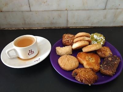 Neemrah Cafe and Bakery at Char Minar, नीमराह बेकरी, चार मीनार