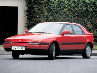 Mazda 323F (BG)