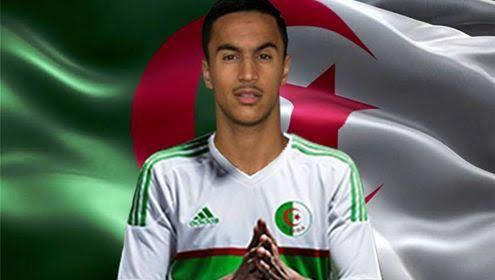 Officiel : Ounas est qualifié pour jouer avec l'Algérie