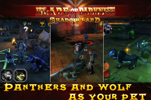 Blade of Darkness Mod (Unlimited Purchase/Free Shopping) v1.0 APK