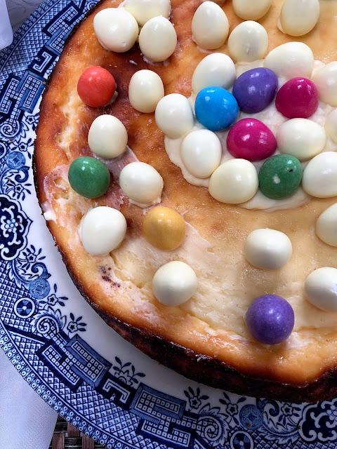 Easter dessert, Italian style cake
