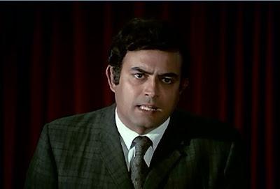 Sanjeev Kumar as Devendra in Anamika