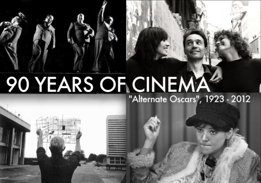 Lost in the Movies: 90 Years of Cinema: my