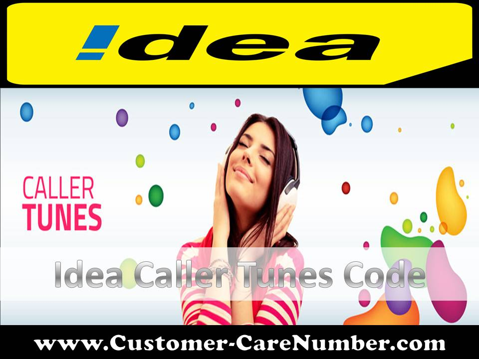 Idea Caller Tunes Code