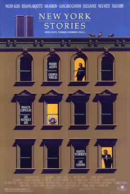 New York Stories Poster