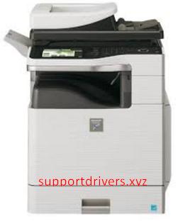 Sharp MX-C402 SC