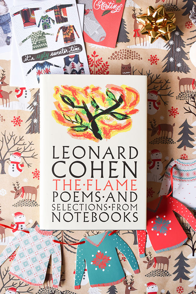 The Flame: Poems by Leonard Cohen