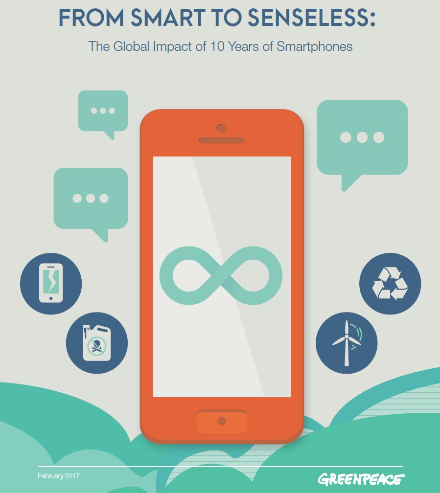 FROM SMART TO SENSELESS:The Global Impact of 10 Years of Smartphones