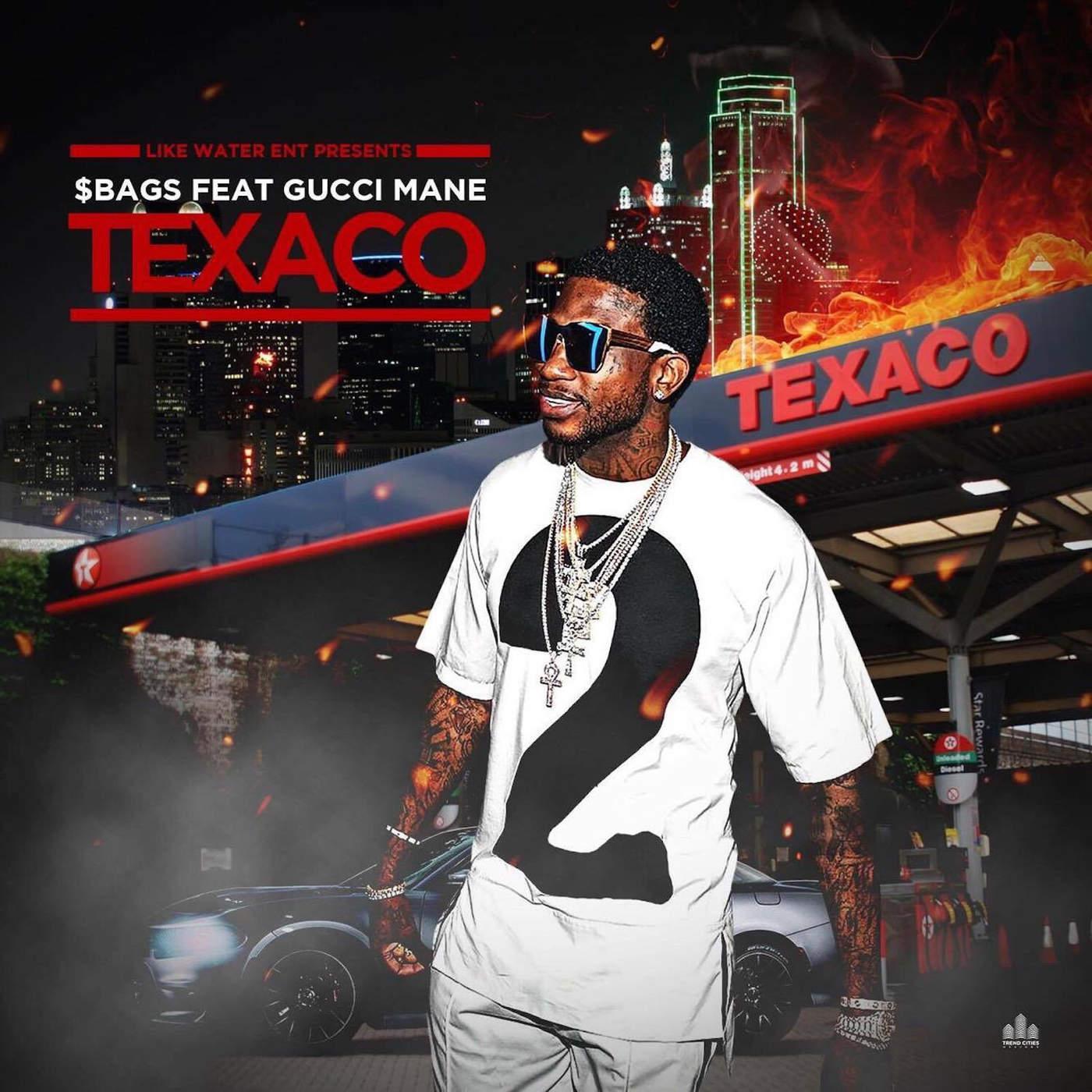 $Bags - Texaco (feat. Gucci Mane) - Single Cover