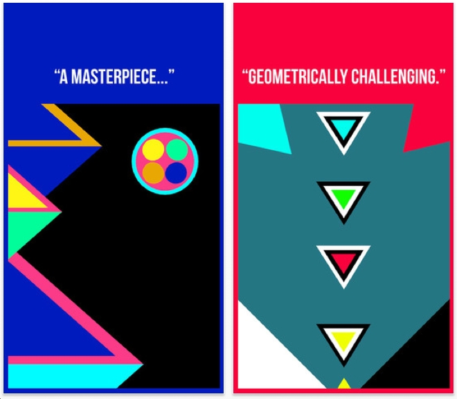 The Best iphone, ipad Puzzle Apps and Mechanical Puzzles: Color Zen