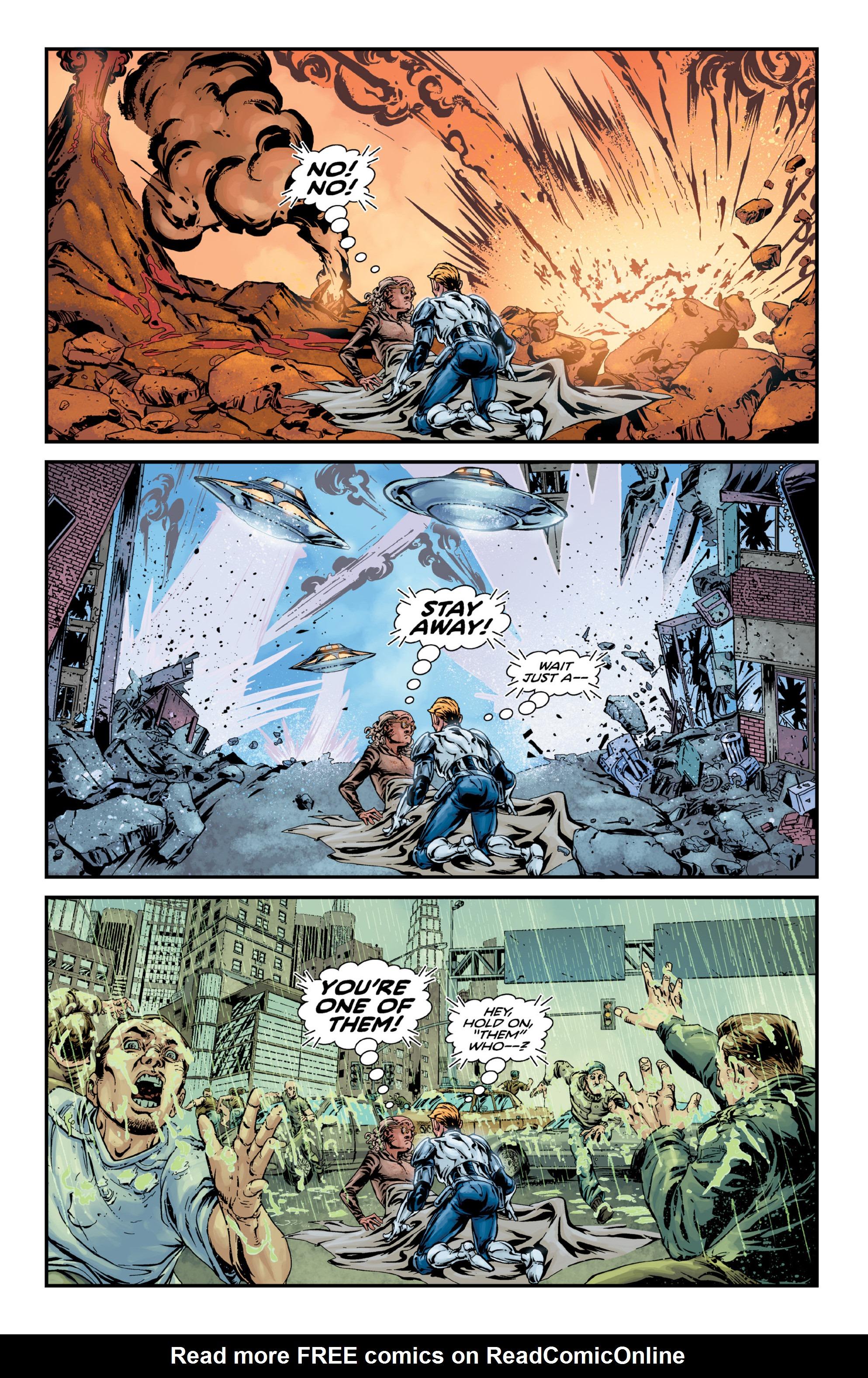 Read online Brain Boy:  The Men from G.E.S.T.A.L.T. comic -  Issue # TPB - 75