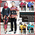 ZBT05509 Kebaya Batik Couple Monalisa Batwing Jaman BMGShop