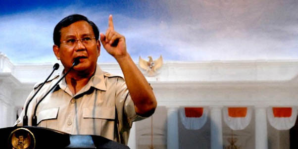Gerindra Jakarta Sudah Usulkan Prabowo Subianto Maju Capres 2019