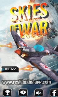 تحميل كود سورس Skies of war للايونيتي مجانا