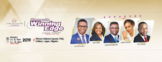 Download Funke Felix Adejumo to host Winning Edge Conference 2019 2 mp3 mp4 GurusFiles.Com.Ng