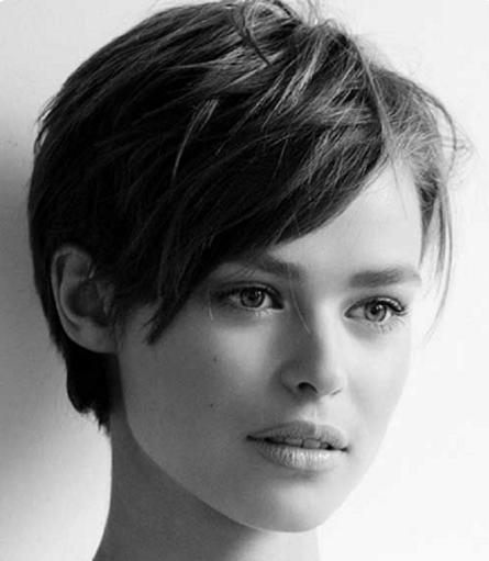 model rambut pendek wanita gaya pixie