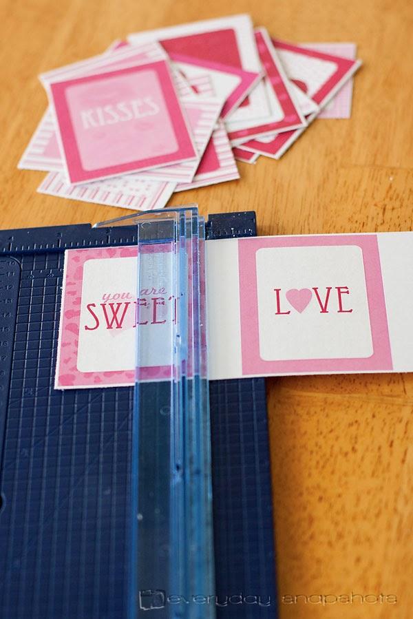 14 Ways 14 Days cutting cards   Everyday Snapshots