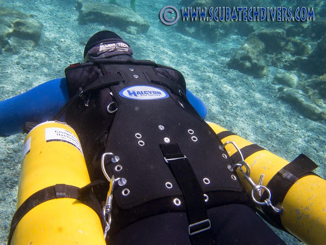 Scuba Tech Diving Centre Cyprus Halcyon Contour