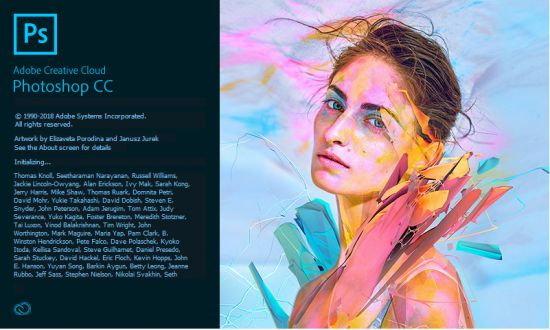 تحميل Adobe Photoshop CC 2018 Portable بنسخة كاملة محمولة مفعلة للكمبيوتر هذا البرنامج العملاق من افضل البرامج على الاطلاق فى مجال تصميم وتعديل الصور يستخدم البرنامج في العديد من المجالات فهو برنامج متعدد الإمكانيات يمكنك من خلال البرنامج تقطيع الصور وإزالة الخلفية للصور والتحكم في تباين الألوان وإزالة الشوائب والعيوب من الصور وأيضا إدراج العديد من الطبقات للتحكم الجيد في التصميم