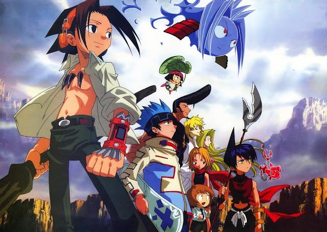 Noticia Creador del Anime Shaman King Rechaza Hacer Secuela