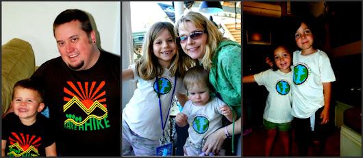 matching+organic+t shirts - Organic Kids Clothing for Matching Family Photos