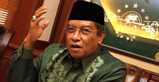 Kiai Said Dihina di Facebook, Ansor Bekasi Lapor Polisi