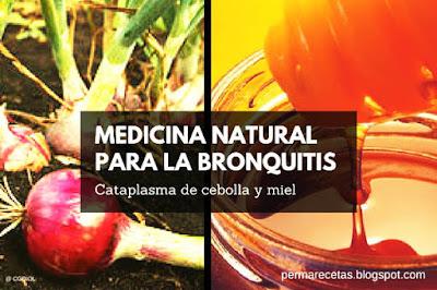 Remedio Natural para la Bronquitis