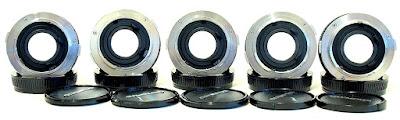 Zuiko Auto-S 50mm 1:1.8 lenses