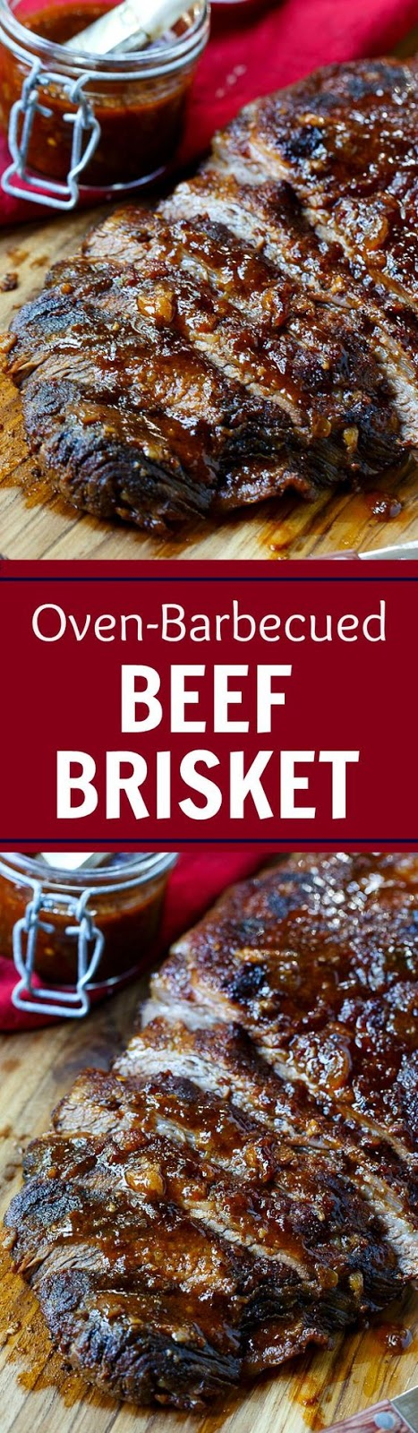 Spicy Southern Kitchen Oven Barbecued Beef Brisket Recipe