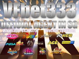 SBbet333 *No 1 Singapore Online Casino*: 05/28/18