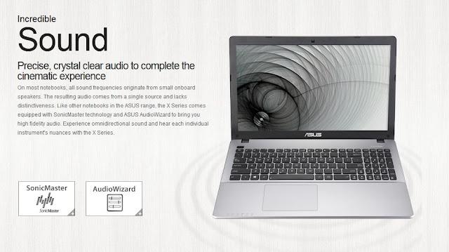 kambuna story Awal dan Akhir: Era Sebuah Laptop ASUS AMD X550IK incredible sound